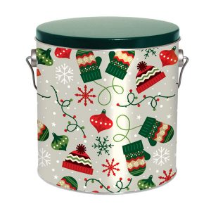 Bundled Up Christmas Cookies